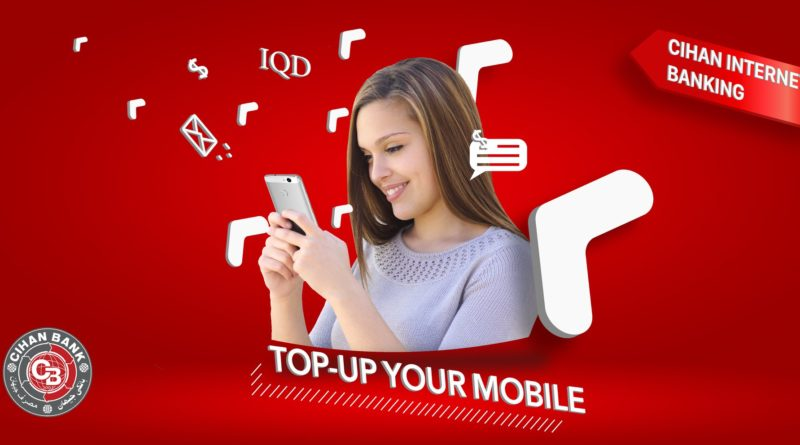 Top Up your Mobile