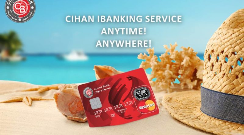 Cihan Bank Services